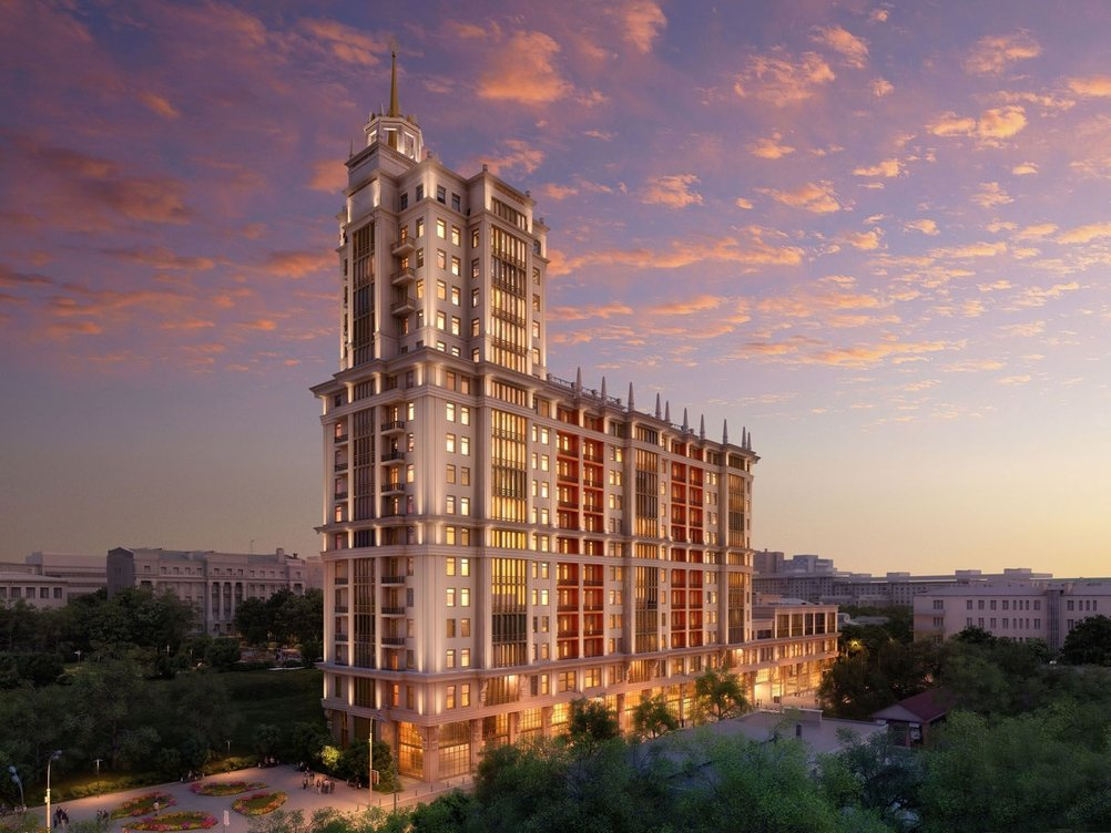 Более 1 млн руб. за 1 кв.м. в элитной новостройке. Блог агентства недвижимости Bright Estate