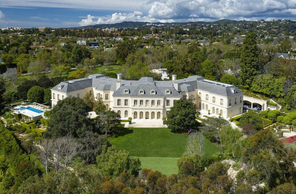 Самый дорогой дом в Лос-Анджелесе продан за $120 млн. Блог агентства недвижимости Bright Estate