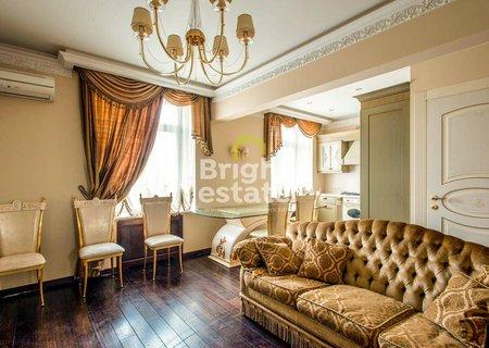 Продажа трехкомнатной квартиры 88 кв.м. на Волоколамском шоссе 13, район Сокол. ID 10223