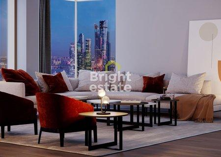 Продажа четырехкомнатной квартиры 249 кв.м. в ЖК Лаки / Lucky. ID 10237