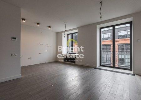 Купить квартиру-студию 39 кв.м. с отделкой под ключ в ЖК Bolshevik. ID 10424