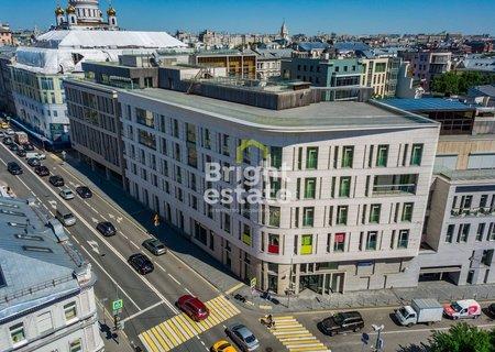 Купить квартиру без отделки в ЖК Остоженка 11. ID 10615