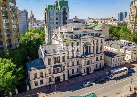 Купить пентхаус в клубном доме на Большой Никитской 45, ЦАО Москвы. ID 10626
