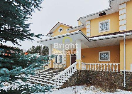 Купить готовый дом в коттеджном поселке Ветеран. ID 11198