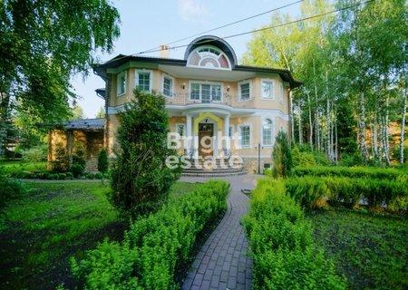 Купить дом на лесном участке в поселке Никольская Слобода. ID 2365