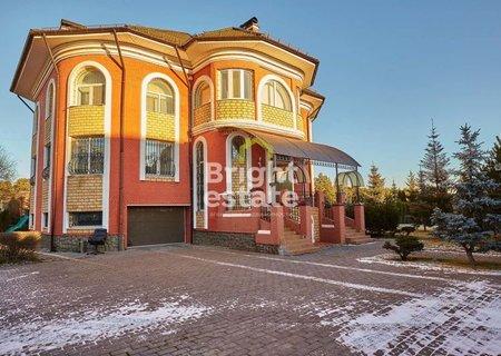 Купить готовый особняк в поселке Шульгино на Рублевке. ID 3250
