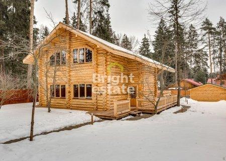 Купить коттедж-шале в загородном поселке Жуковка 3. ID 3332