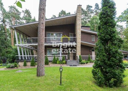 Продажа дома под ключ в коттеджном поселке Жуковка 2. ID 5894