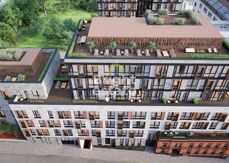 Продажа трехкомнатной квартиры в ЖК NV/9 Artkvartal. ID 7739