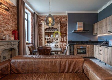 Купить квартиру с эксклюзивным дизайном в поселке Павлово-2. ID 9232