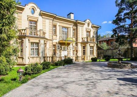 Продажа особняка под ключ в поселке Жуковка на Рублевке. ID 9381