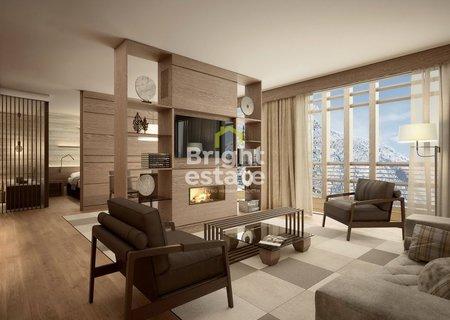Lefay Resort - SPA Dolomiti — Апартаменты с террасой в Италии. ID 9441