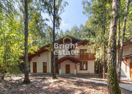 Продажа дома без отделки в коттеджном поселке Новодарьино. ID 9496