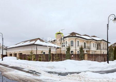КП Павлово-2 — Продажа нового дома с отделкой в поселке на Новой Риге. ID 9647