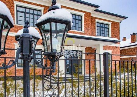 Продажа дома с отделкой в коттеджном поселке Петровский. ID 9659