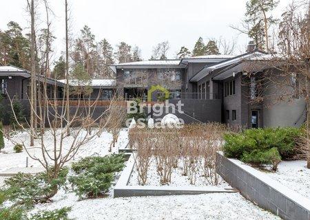 Продажа нового дома 1400 кв.м. в коттеджном поселке Ильинские Дачи. ID 9666