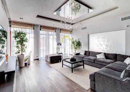 Продажа готового загородного дома в КП Барвиха 21. ID 9770