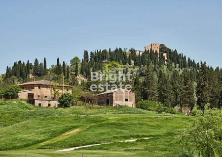 Продается вилла Podere La Casa в ЖК Toscana Castelfalfi Resort. ID 9820