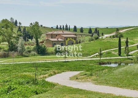 Купить апартаменты в ЖК Кастельфальфи, Тоскана, Италия. ID 9824