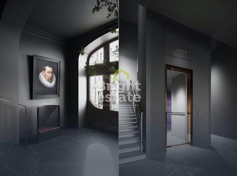 Купить трехкомнатные апартаменты 181 кв.м. в клубном доме Столешников 7. ID 10099