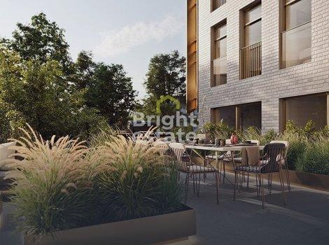 Купить готовые апартаменты 48 кв.м. в апарт-комплексе Митте. ID 10119