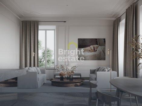 Продажа квартиры с террасой в ЖК Дом с Атлантами. ID 10132
