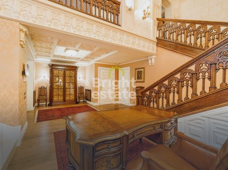 Аренда квартиры 550 кв.м. в клубном доме Дом Чайковского в Барыковском переулке 7. ID 10176