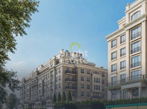 Вторичная продажа квартиры 179 кв.м. в ЖК Knightsbridge Private Park в Хамовниках. ID 10241