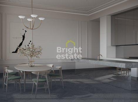Купить 3-комнатную квартиру 120,8 кв.м. в ЖК Дом с Атлантами, Таганский район ЦАО. ID 10265