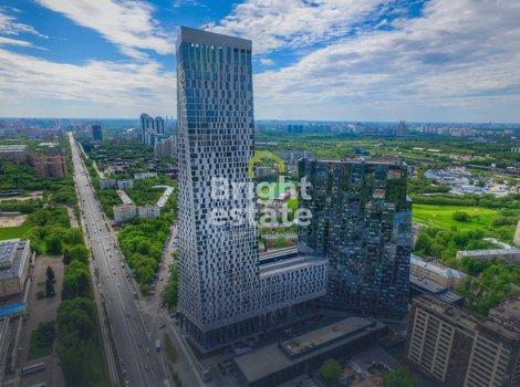 Купить четырехкомнатную квартиру 152 кв.м. в жилом комплексе Дом на Мосфильмовской. ID 10274