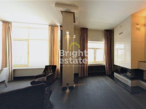 Продажа пентхауса 237 кв.м. в жилом комплексе Фурманный 8с2. ID 10281