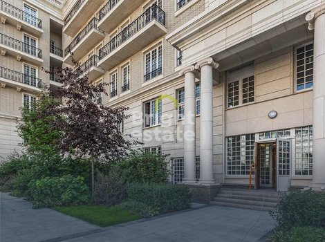 Продажа квартиры без отделки в ЖК Найтсбридж Приват Парк. ID 10294
