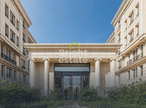 Двухкомнатная квартира 115,7 кв.м. в элитном ЖК Knightsbridge Private Park. ID 10312
