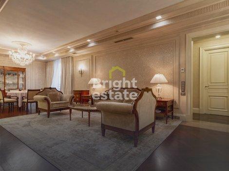 Продажа квартиры с классическим дизайном в Доме на Покровском бульваре. ID 10405