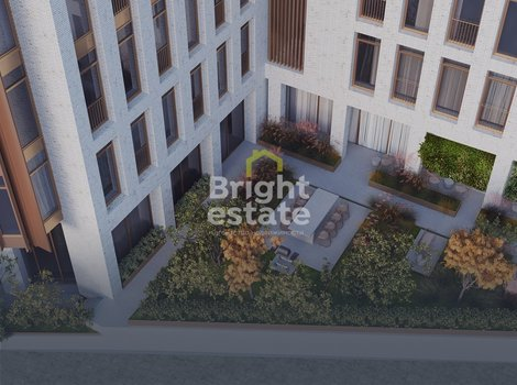 Апартаменты 70,9 кв.м. в жилом комплексе Mitte. ID 10436