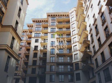 Продажа квартиры без отделки в ЖК Royal House on Yauza. ID 10486