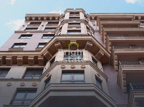 Купить 3-комнатную квартиру в ЖК Royal House on Yauza. ID 10487