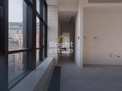 Купить квартиру под ключ в ЖК Bolshevik на Ленинградском проспекте, САО Москвы. ID 10492