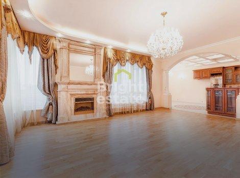 Продажа пятикомнатной квартиры 220 кв.м. в ЖК Воробьевы горы на Мосфильмовской 70к6. ID 10526