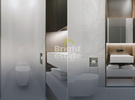 Продажа квартиры 73 кв.м. под чистовую отделку в клубном доме Artisan. ID 10547