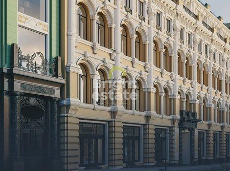 Апартаменты 122 кв.м. в клубном доме Кузнецкий мост 12. ID 10594