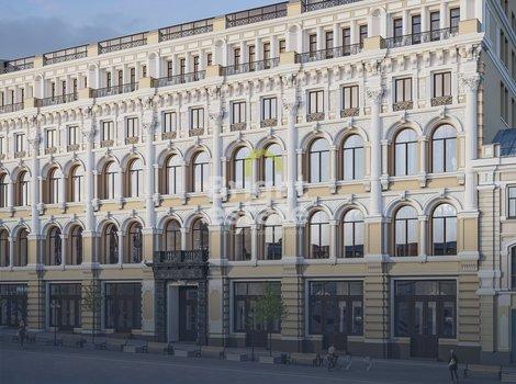 Купить апартаменты под чистовую отделку в клубном доме Кузнецкий мост 12. ID 10603