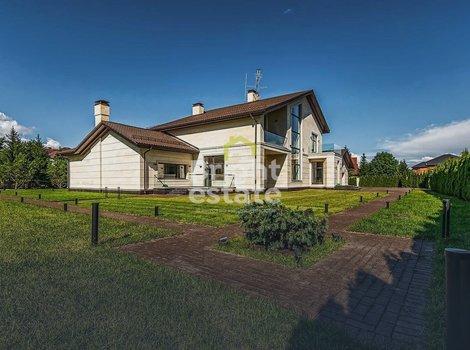 Купить современный дом в КП Риверсайд на Новой Риге. ID 10630