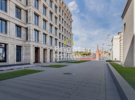 Купить трехкомнатные апартаменты в ЦАО, ЖК Царев Сад. ID 10666