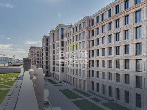 Трехкомнатные апартаменты 200 кв.м. в ЖК Царев сад на Софийской набережной. ID 10673