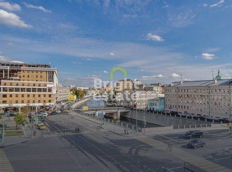 ЖК Царев сад на Софийской набережной, продажа четырехкомнатного апартамента 399 кв.м. без отделки. ID 10698