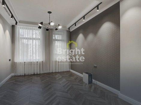 Купить 3-комнатную квартиру в жилом комплексе Дом на Озерковской. ID 10720