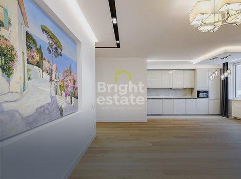 Купить готовую квартиру 85 кв.м. в жилом комплексе Мосфильмовский. ID 10754