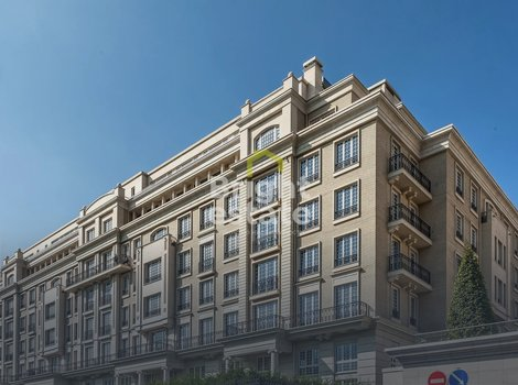 Knightsbridge Private Park - купить пятикомнатную квартиру 266 кв.м. на улице Ефремова. ID 10768