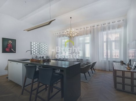 Купить апартаменты в клубном доме St. Nickolas на Никольской. ID 10784